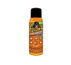 best gorilla 6314407 spray headliner adhesive