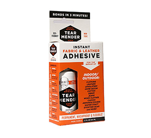 best tear mender instant fabric and leather headliner adhesive