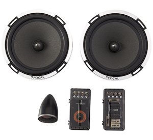 best focal ps 165 component speakers for car