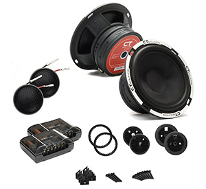best ct sounds meso component speakers for car